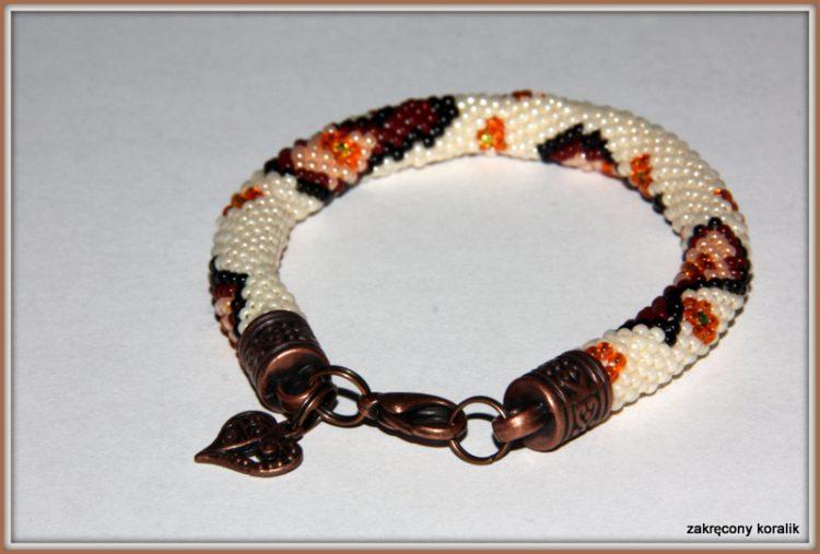 """Wężowa bransoletka """"snake """""""